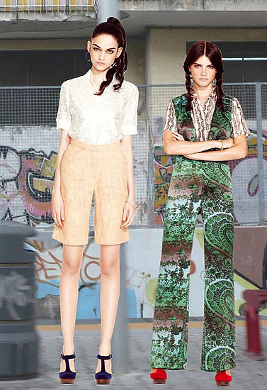 Tucker Spring &#039;12 Lookbook