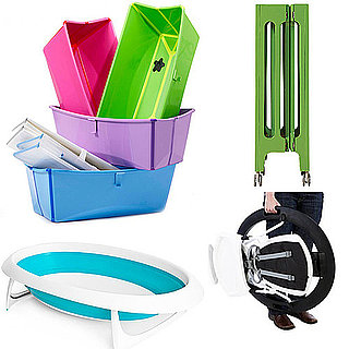 Collapsible, Space-Saving Baby Gear