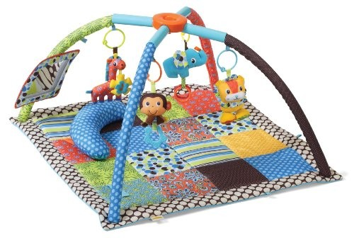 Infantino Square Twist and Fold Activity Gym ($40)