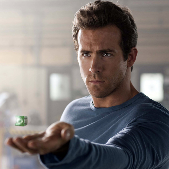 Green Lantern, Ryan Reynolds