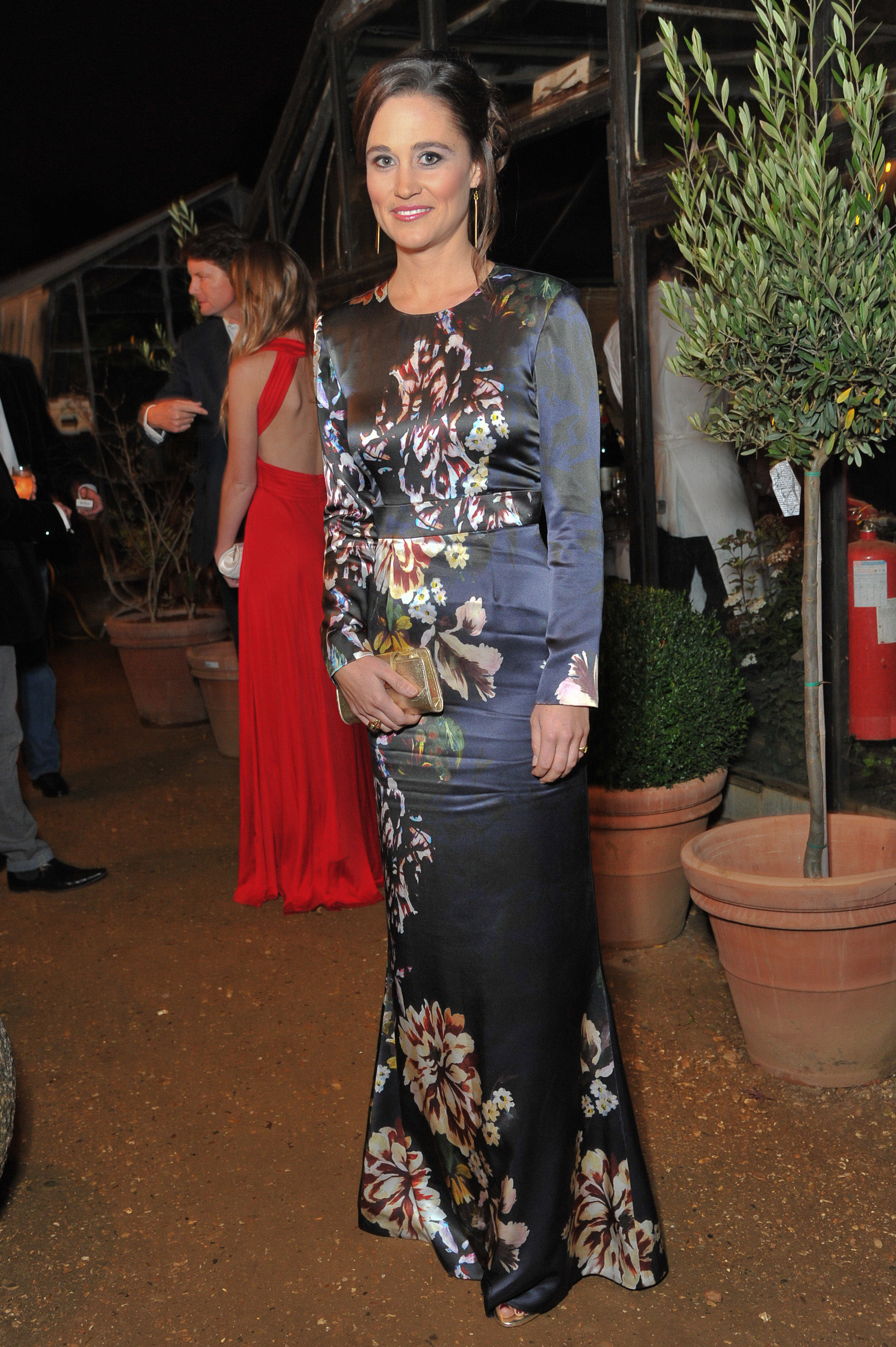 Pippa Middleton at a charity event in London.