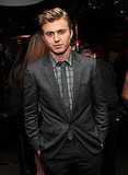 Kenny Wormald went to a party at the Catch Roof in NYC.