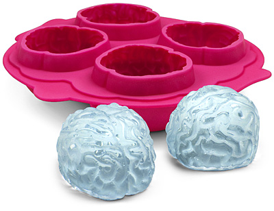 Brain Ice Cubes