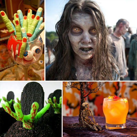 Tips For Throwing a Halloween Zombie Party