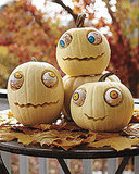 Decorate With Zombie Pumpkins