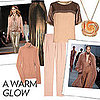 Color Trends Fall 2011: Rose and Gold