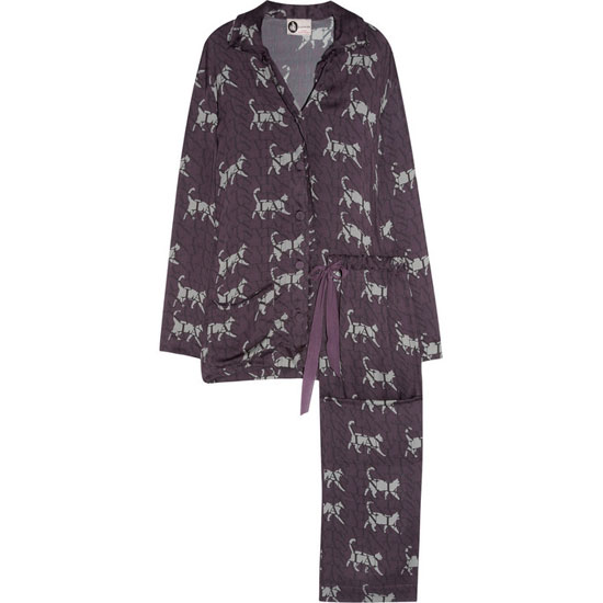 Five to Die For Designer Pajamas