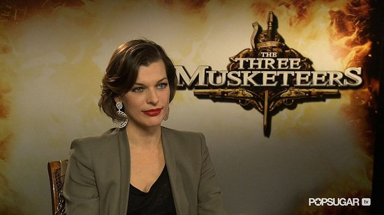 "Milla Jovovich Talks ""Challenging"" Action Scenes and Her Daughter's Love For Costumes"