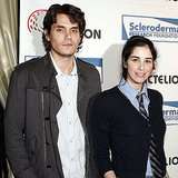 John Mayer and Sarah Silverman were among the celebrity guests at the April 2008 Beverly Hills gala raising for Scleroderma research.