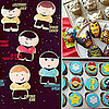 Geek Halloween Cookies and Treats