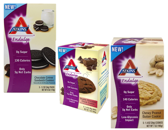Atkins Low-Carb Cookies