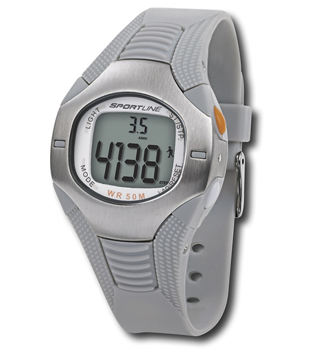 Sportline 955 Total Fitness Pedometer Watch ($50)