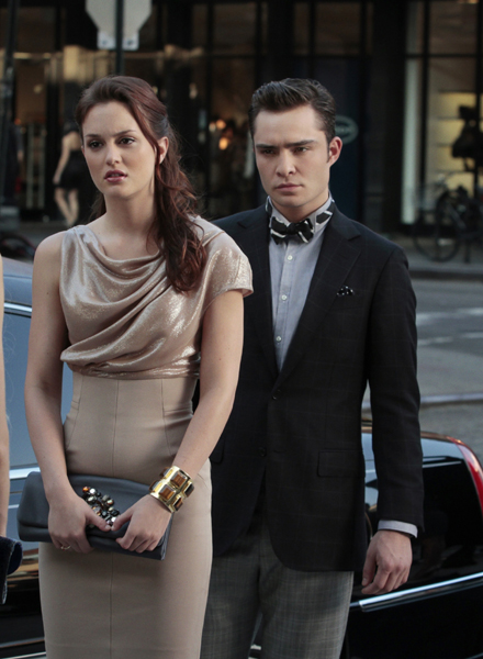 Gossip Girl's Chuck and Blair
