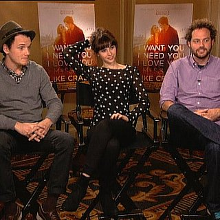 Like Crazy Interview With Anton Yelchin and Felicity Jones