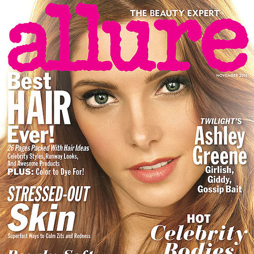 Ashley Greene November 2011 Allure Magazine Pictures