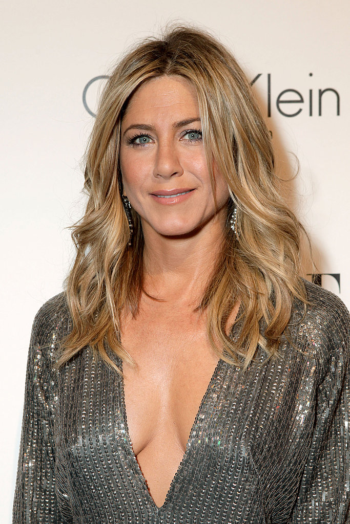 Jennifer Aniston at the Elle Women in Hollywood Tribute.