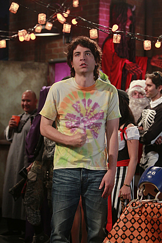 Josh Radnor as Ted Mosby on How I Met Your Mother.  Photo courtesy of CBS