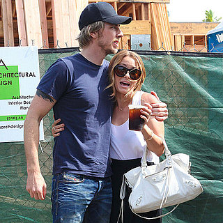 Lauren Conrad Getting Punk'd by Dax Shepard Pictures