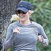 Reese Witherspoon Jogging in LA Pictures