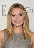 Elizabeth Olsen was honored by Elle.