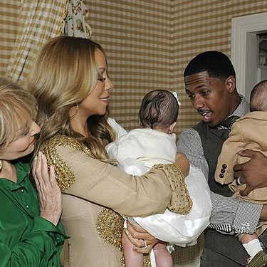 Mariah Carey and Nick Cannon Twins on 20/20