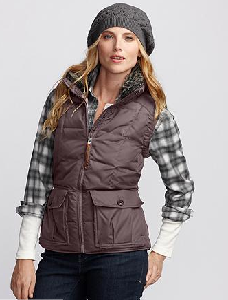 Eddie Bauer 1942 Yukon Model Down Vest
