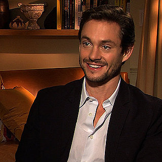 "Hugh Dancy on ""Sensible"" Elizabeth Olsen Interview (Video)"