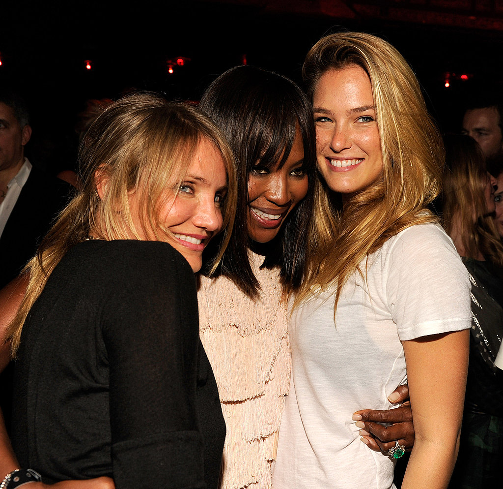 Cameron Diaz Hits Studio 54 For Just One Night With Naomi and Bar