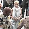 Lindsay Lohan Handcuffed at Court Video
