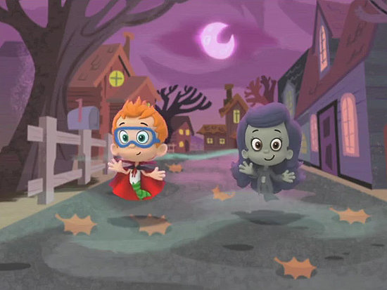 Bubble Guppies &quot;Haunted House Party&quot;