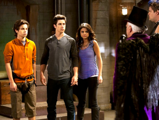 Wizards of Waverly Place Halloween Special