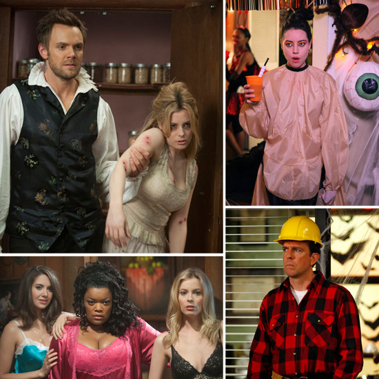Halloween Comes to The Office, Community, and Parks and Recreation — Get a Sneak Peek!