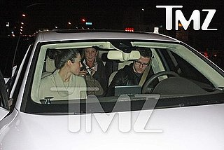 Justin Timberlake & Jessica Biel Pictures at Dinner With Parents
