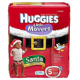 Santa Clause Diapers For Babies