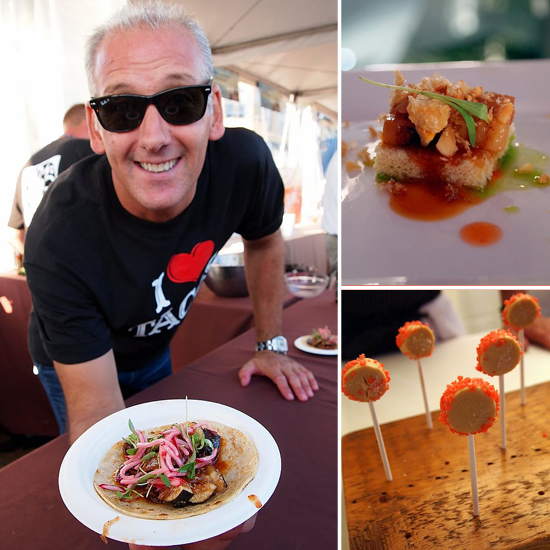 Favorite Festivities From LA Food & Wine