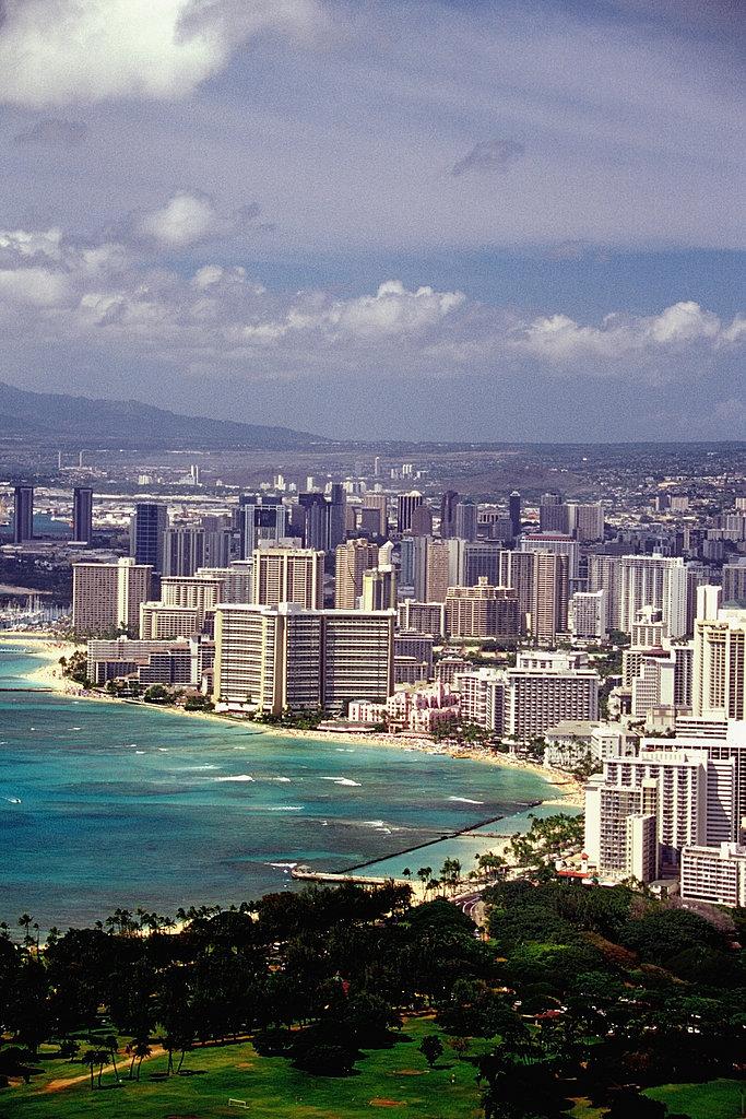 No. 3: Honolulu