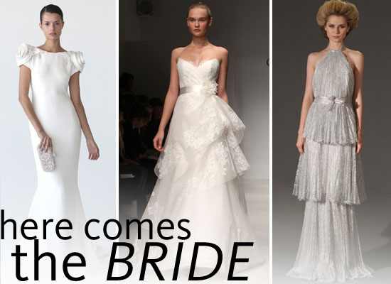 New York Bridal Fashion Week: Part Three!