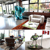 Offices We Love: Pixar Canada