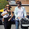 Rachel Zoe Pictures Walking LA With Son Skyler Berman