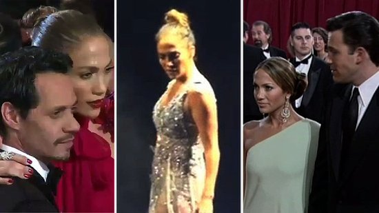 Video: Jennifer Lopez Relives Her Relationships With Ben, Diddy, and Marc on Stage — See Her Emotional Performance!