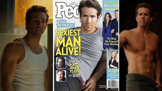 Video: Birthday Boy Ryan Reynolds's Top 3 Sexiest Moments
