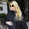 Pregnant Jessica Simpson Pictures in NYC