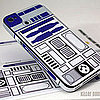 R2-D2 iPhone 4/4S Skins on Etsy