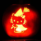 Cuddly Pumpkin Templates For Your Geeky Jack-o'-Lantern