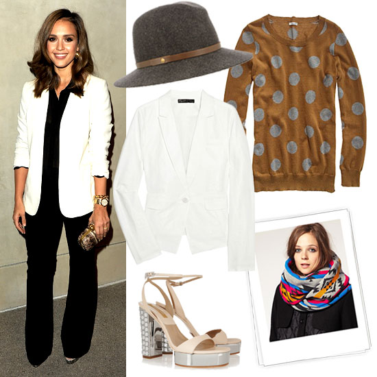 Surprisingly Versatile: One White Blazer, 5 Chic Ways to Wear It