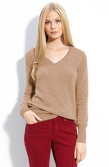 Cozy, Sexy, Classic  The Best Fall Cashmere Under $150