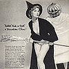 Vintage Halloween Ads