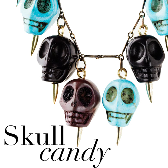 Skull Jewels — Just Right For Right Now