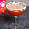 Blood Orange Sorbet Margarita Recipe