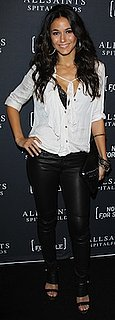 Emmanuelle Chriqui at All Saints Spitalfields Launch Party